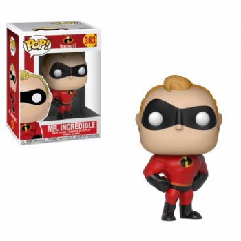Pre-Order Funko Pop! Vinyl Disney The Incredibles 2: Mr. Incredible Figure